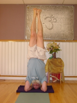 Yoga At Any Age: An Interview with Jim Thorne