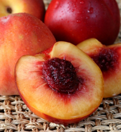 Stone-Fruit Season: Just Peachy