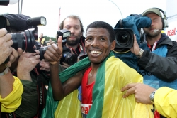 "Haile Gebrselassie: ""I Can't Run Slowly"""