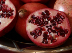 Pomegranates: Long Loved, Newly Cherished