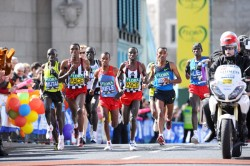 The World Marathon Majors—From the Ground Up